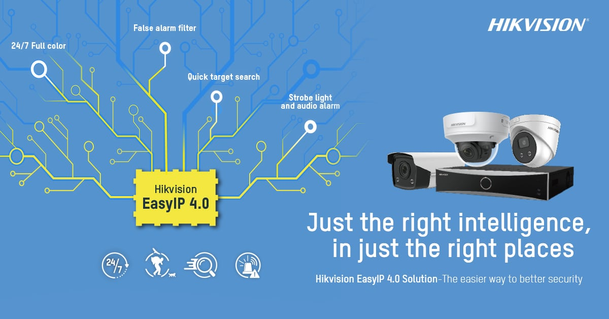 Hikvision EasyIP 4.0