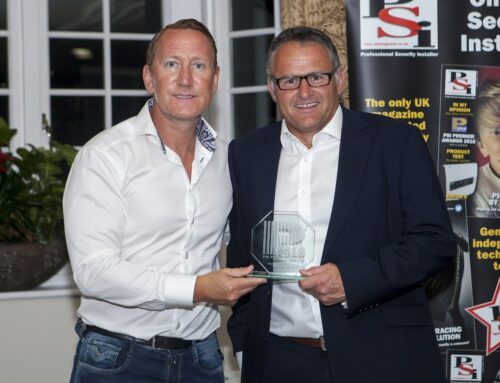 Hikvision wins PSI CCTV Product of the Year award for the third year running