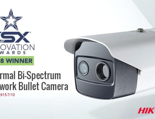 Hikvision Wins 2018 ESX Innovation Award for Video Surveillance