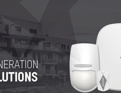 Hikvision introduces the latest innovation in intruder alarm systems – the AXHub